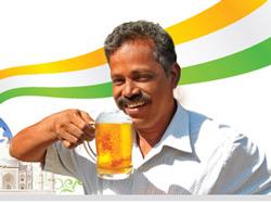 """Analysis of beer market in India. """"Journal.Beer 3-2015″"""