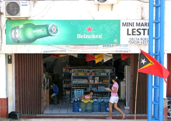 East Timor. Heineken entry could open taps on foreign investment
