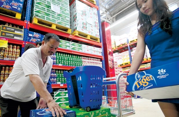 Vietnam. The government increases the excise tax on beer