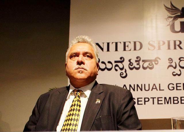India. Vijay Mallya resigns as United Spirits chairman; to pocket Rs 515 cr from Diageo