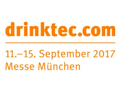 Drinktec 2017 is also an excellent marketing platform