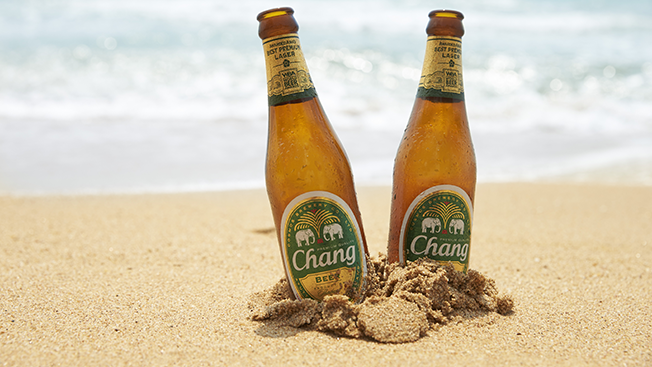 USA&Thailand. Can This Thai Lager Convince American Millennials It's Not Just Another 'Asian Beer'?