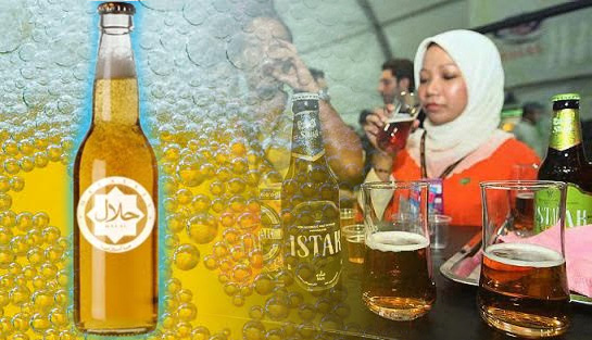 "Halal ""Bavaria"" in Malaysia"