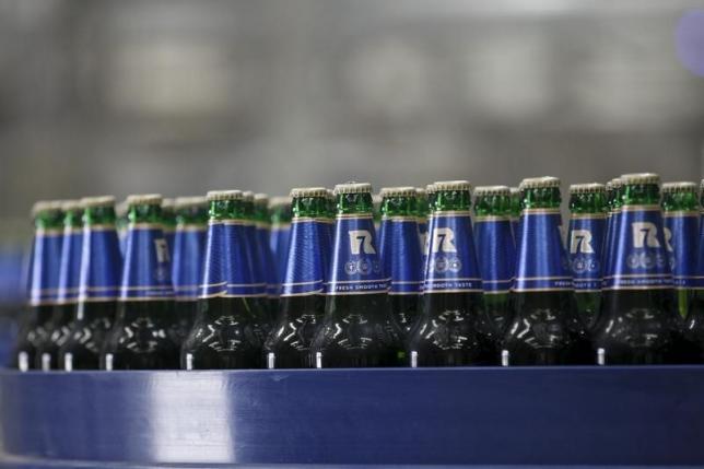 Heineken eyes control of indebted Indian tycoon's brewery