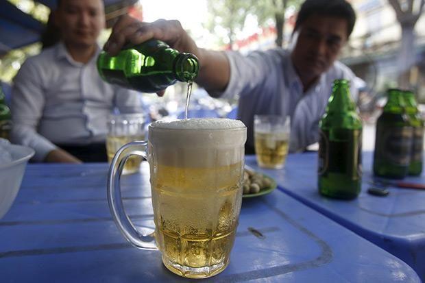 Thailand beer market attracts neighbors