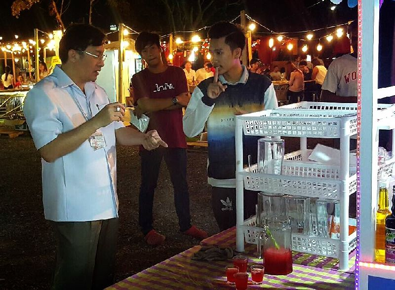National Boozebuster Notifies Thailand Pre-Mixed Cocktails are Illegal