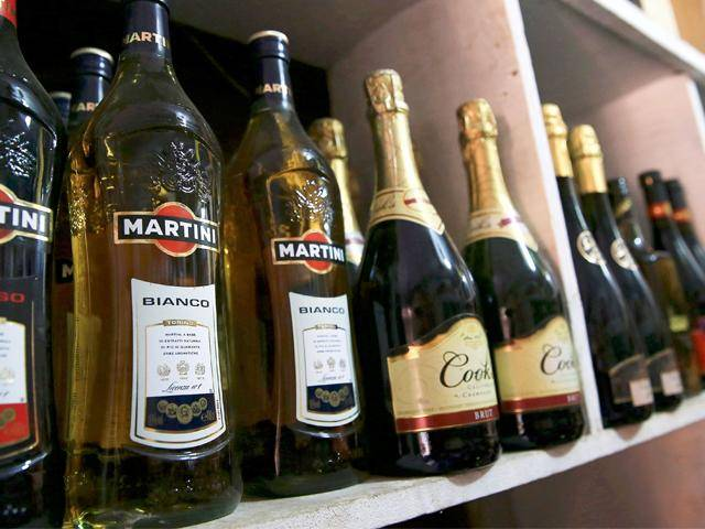 India. Liquor, beer sales go up by 15% in Telangana