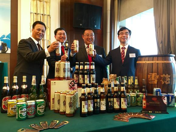 China Resources Beer goes upmarket to counter slowing sales