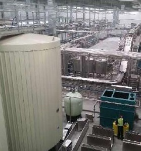 China. AB InBev has launched a new brewery in Hebei province with a capacity of 250 000 tons