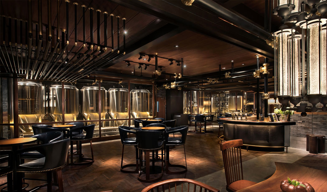 China. Midtown Shangri-La Opens with In-House Craft Brewery in Hangzhou