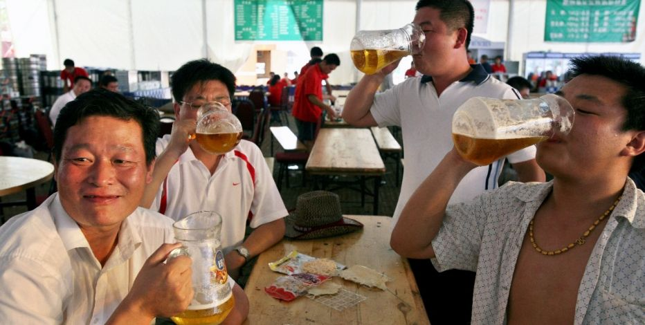 The craft beer movement is already happening in China