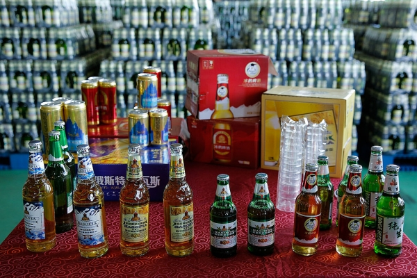 Four Chinese Beer Brands Among World's Top 10 Best Sellers