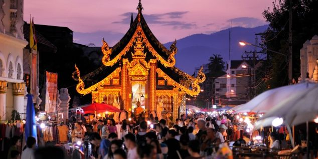 Thailand. Singha Beer to target London foodies with immersive Thai New Year experience