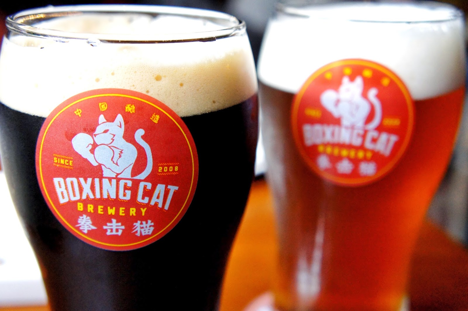 Craft and crafty beer in China