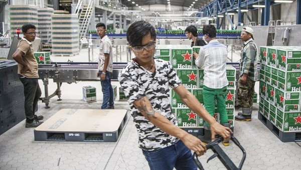 Heineken and a western brewer's return to Myanmar