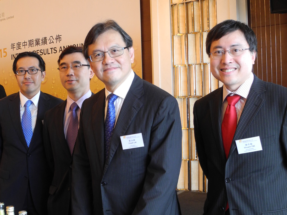 China. CR Breweries board appointed a new Executive Director and CFO