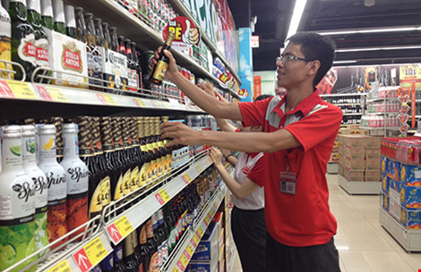 Vietnamese breweries fear foreign groups will swallow domestic market