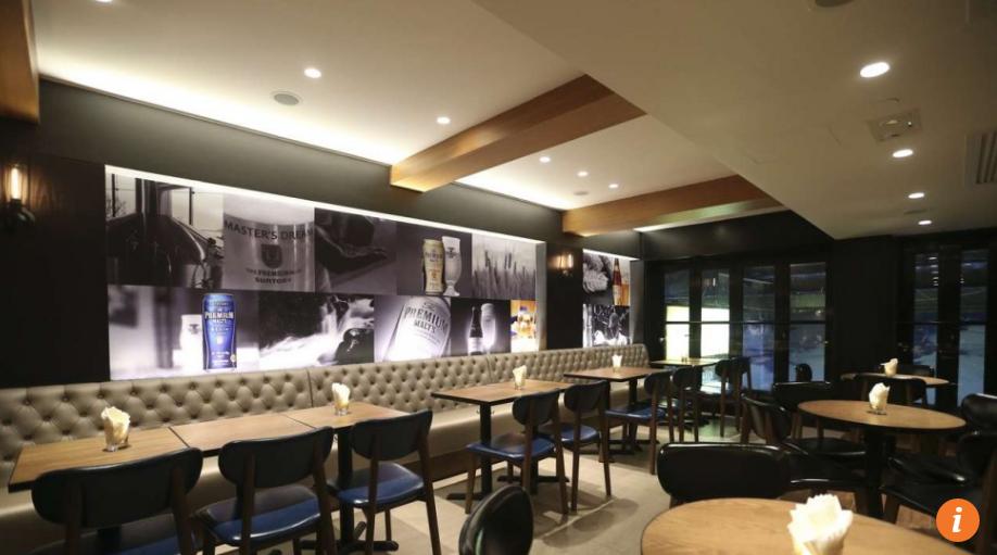Hong Kong. Master House, Lan Kwai Fong – Japanese beers at a price