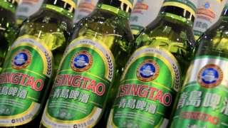 Tsingtao Profit Falls as China Slowdown Hurts Beer-Drinking