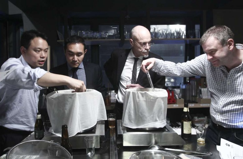 Hong Kong. Want to be a beer judge? HK Brewcraft has the course for you