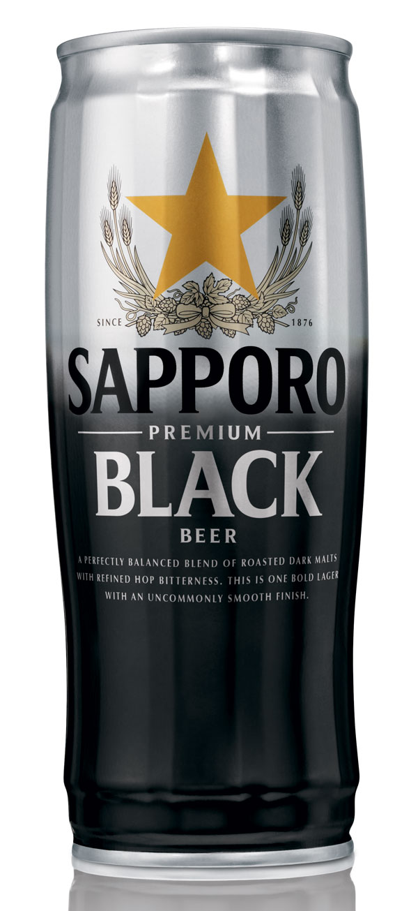 Japan. Sapporo hopes its new premium beer is the new 'Black'