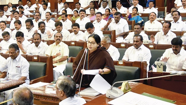 India. Governing party of Tamil Nadu requires complete prohibition on alcohol sale