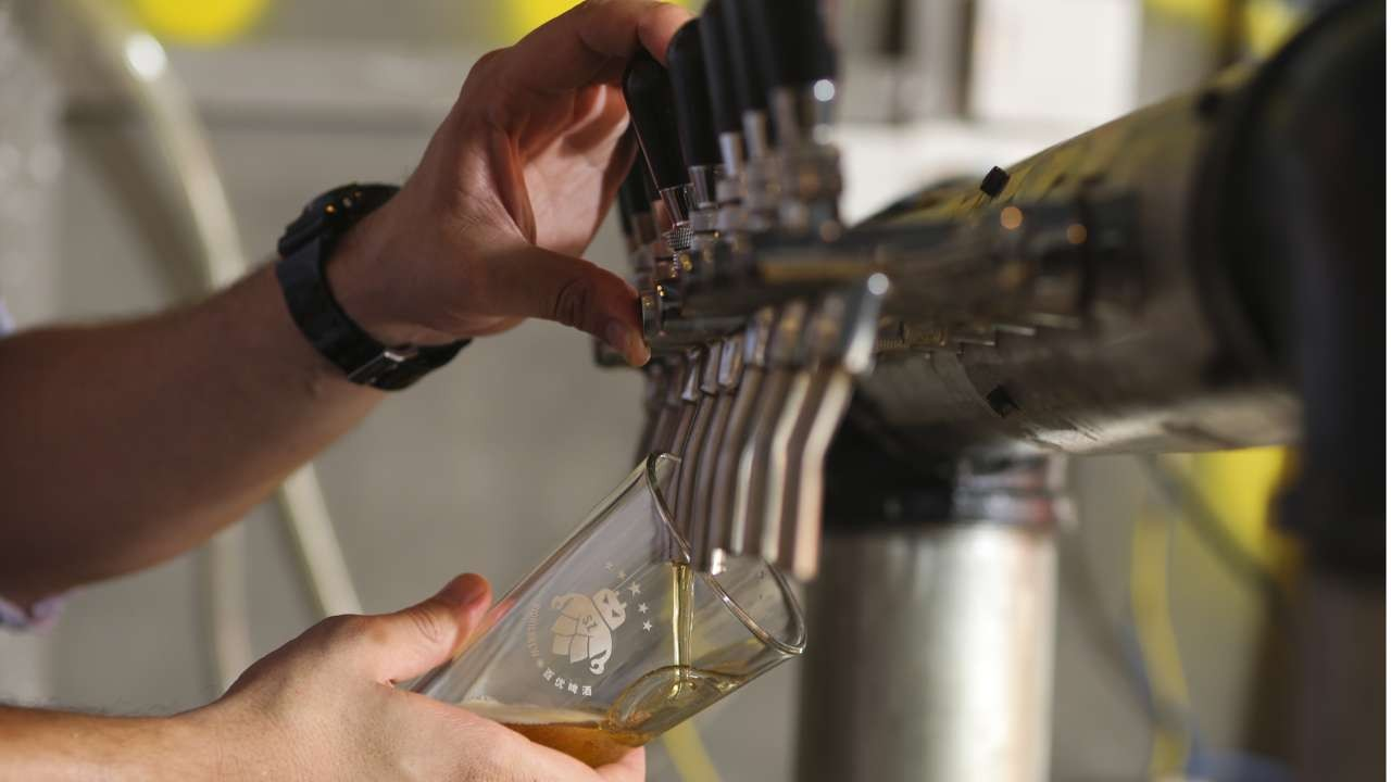 China. Shenzhen's craft beer brewing scene takes off
