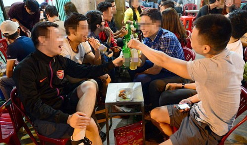 77 percent of Vietnamese men are drinkers: WHO survey