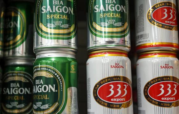Vietnam. Asahi, Kirin may fight over Vietnam brewer Sabeco