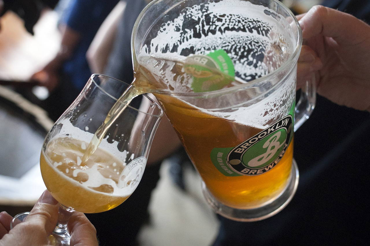 Japan. Kirin Holdings to Take 20% Stake in Brooklyn Brewery