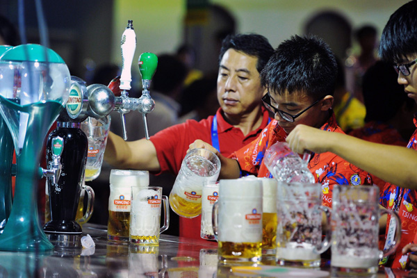 China. Crafting a new beer boom