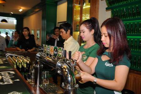 Vietnam. Carlsberg in talks over additional Habeco stake