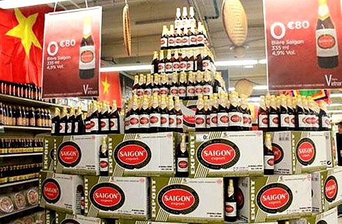 Japanese breweries on startline of Sabeco auction