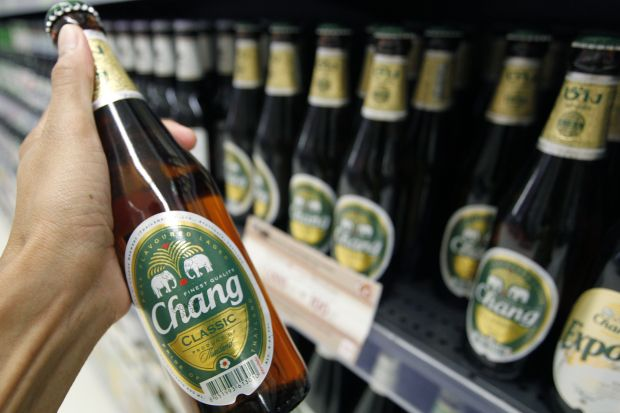 Thailand. Thai Beverage posts 2016 full-year profit of 18.9b baht