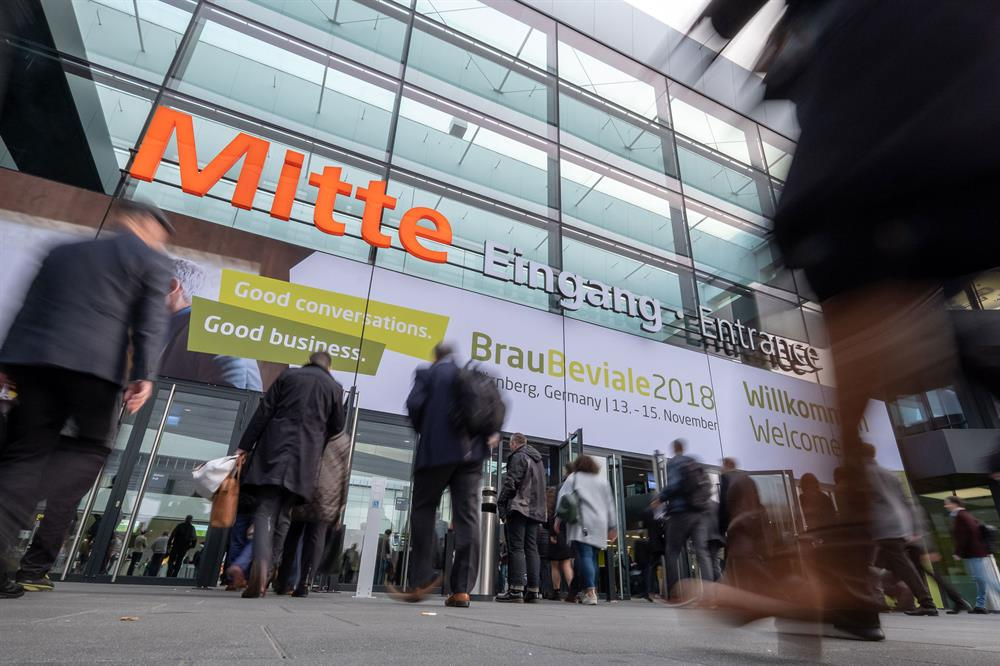 BrauBeviale 2018: The gathering place for the industry is bigger and more international than ever