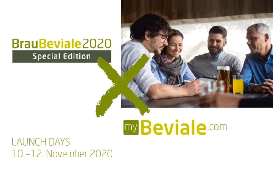 BrauBeviale 2020 Special Edition: Launch Days offer extensive programme on myBeviale.com